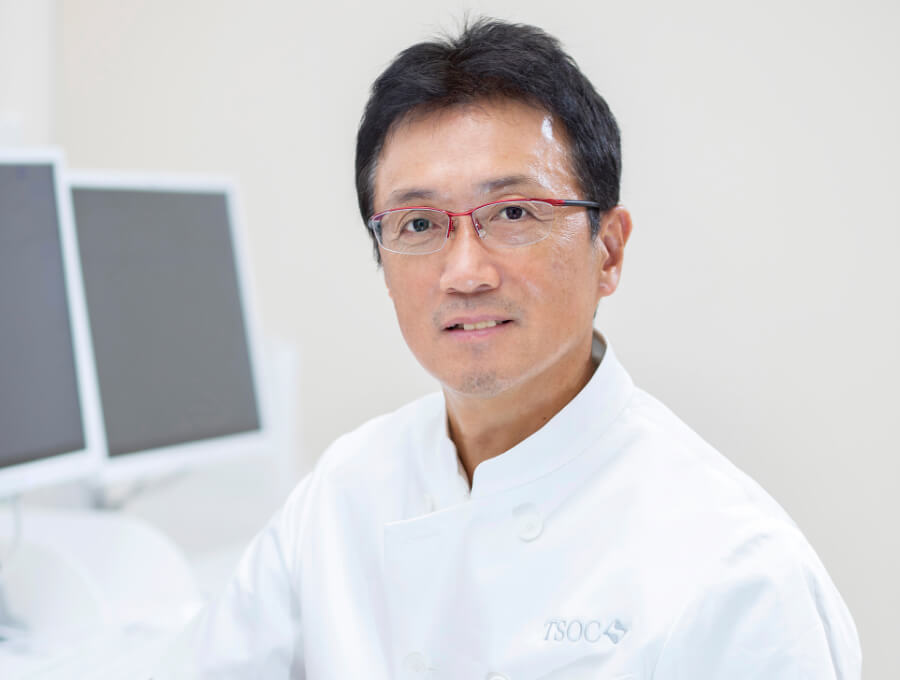 President: Hiroyuki SUGAYA, MD